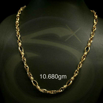 Gold Fancy Chain Attractive Dijain by