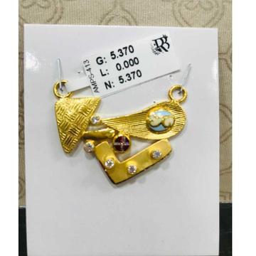 Antique Mangalsutra Pendant AMPS-413 by R.B. Ornament
