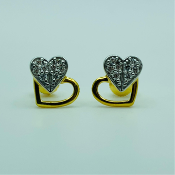 22ct gold heart shape design by