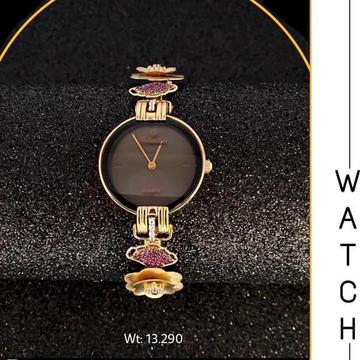 22Kt Gold Ladies Watch RH-LW47