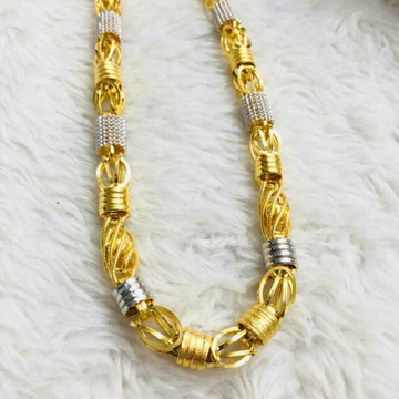 22 kt gold chain