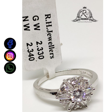 92.5 silver rings RH-LR814