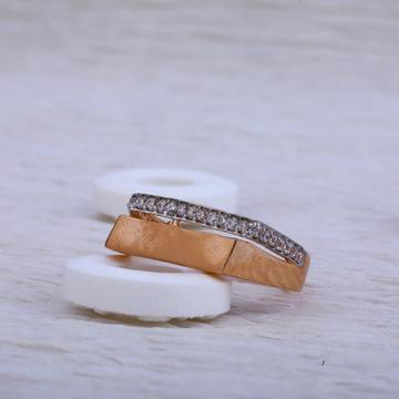 18kt Rose Gold Hallmark Ring RMR30