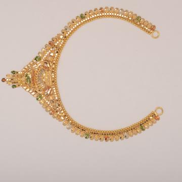 22ct Gold Designer Necklace
