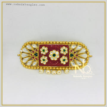 916 Gold Antique Bajubandh NB-356
