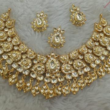 Bridal necklace#267