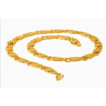 Gold Navabi Chain by