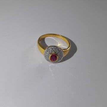 New Fancy chasing ring by