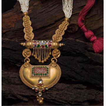 916 Gold Hm bridal Jadter Set RH-BS03