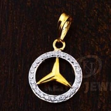 916 Gold Chain Pendal GP=-0009