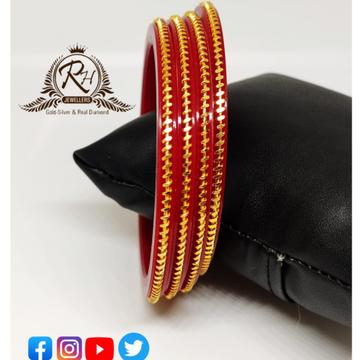 22 carat gold plastic chudi RH-cI603