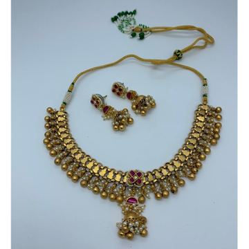 Attractive Wedding Necklace Set by