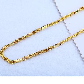 916 Gold Designer  Mens  Choco Chain MCH113