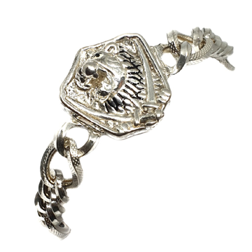925 Sterling Silver Lion Lucky MGA - BRS0111