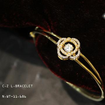 22ct(916) ladies bracelet