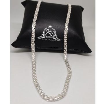 Silver antic gents chain rh-ch888