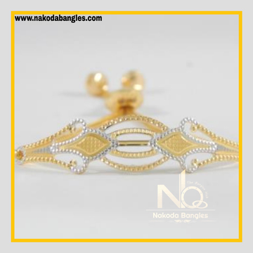 916 Gold CNC Bracelet NB - 645