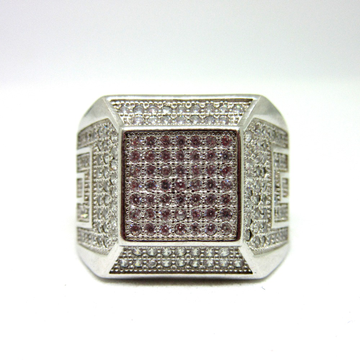 Silver 925 royal classic ring for gents sr925-9