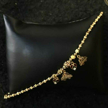 Gold Fancy Antique Piece by