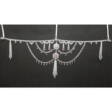 Silver Fancy Aada Kandora by