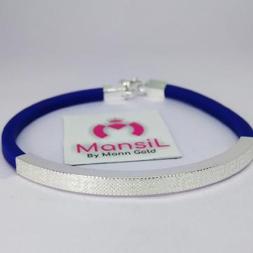 92.5 sterling silver Italian bracelet ML -48