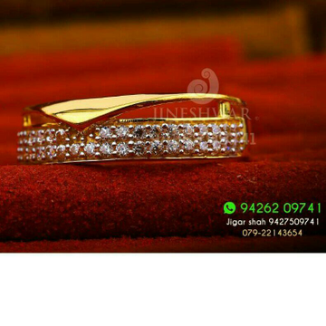 Work Were Cz Fancy Ladies Ring LRG -0223