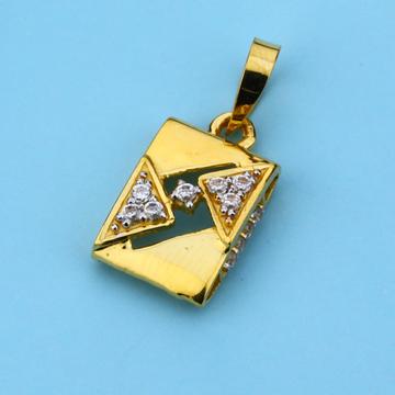 916 Gold Designer Exclusive Pendant LFP22