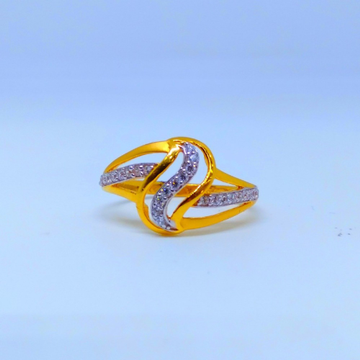 Buy gold ring from Harekrishnagold.in hallmark Jew... by