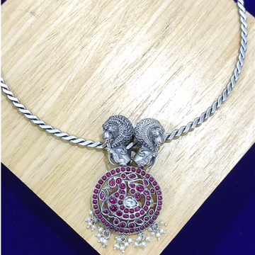 Twinning lion king pendant hasli in real silver by...