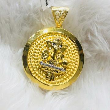 916 Gold Chain Pendal GP=-0006