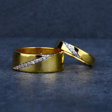 Gold Couple 916 Ring-CR36
