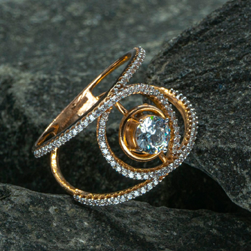 cz ladies Ring by
