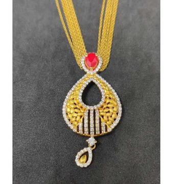 22k Ladies Fancy Chain Set S-54139