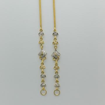 916 Gold earchain(kanser)