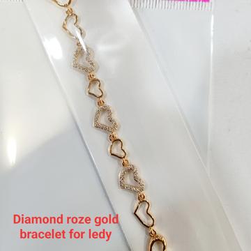 Velentien special bracelet by J.H. Fashion Jewellery