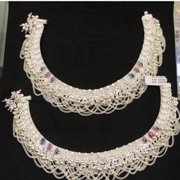 Silver Khili Payal RH-SLP55