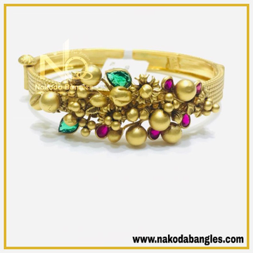 916 Gold Antique Kada NB - 465