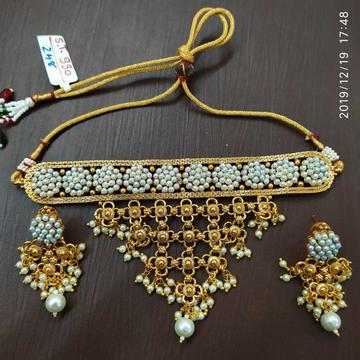 Beautiful Designer Necklace#848