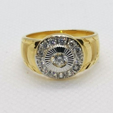 Stone Oval Ring by