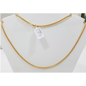 22KT Gold Hallmarked Bombay Fancy Nice Chain