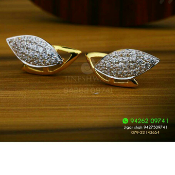 18kt Different Shape Fancy Cz Ladies Tops ATG -0137