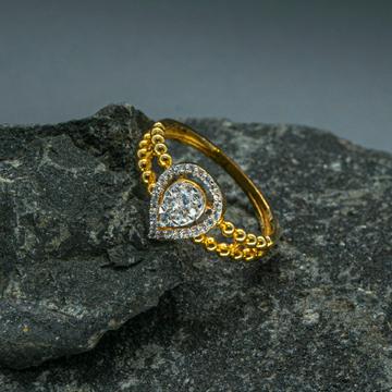 Cz diamond Ring by
