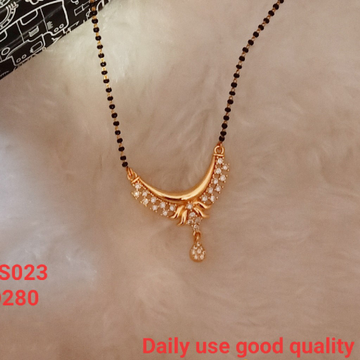 nice mangalsutra by J.H. Fashion Jewellery