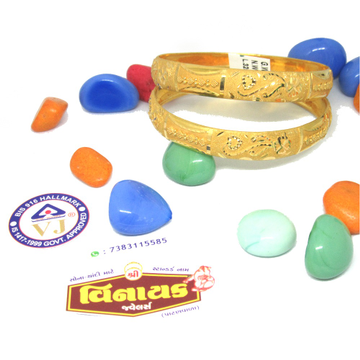 Gold bangels(patla)