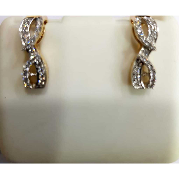 Real diamond earring rer/20