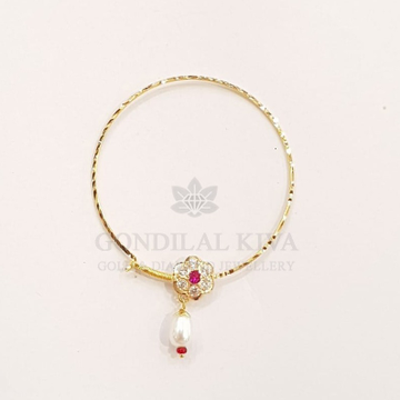 18kt gold nath gnt61 by