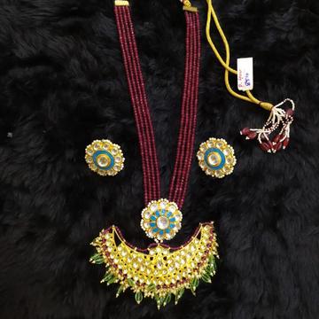 designer pendant set#214