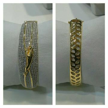 22k Gents Exclusive Gold Bracelet G-3411
