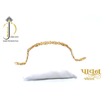 22KT / 916 Gold Casual Ware Bracelet For Ladies LB... by