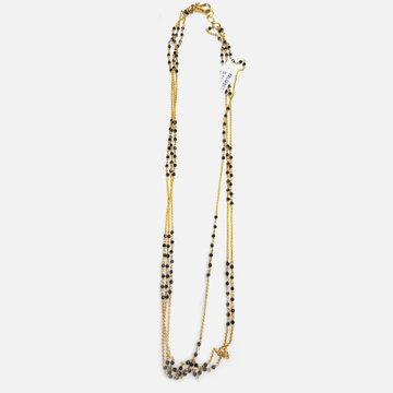916 Gold Antique Mala Chain RHJ-4532-2